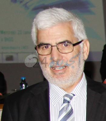 جامعة  شعيب الدكالي تكرم   رئيسها السابق بومدين التانوتي