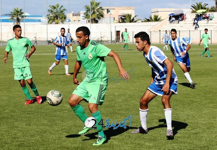 فتح سيدي بنور يواصل صدارة البطولة الجهوية