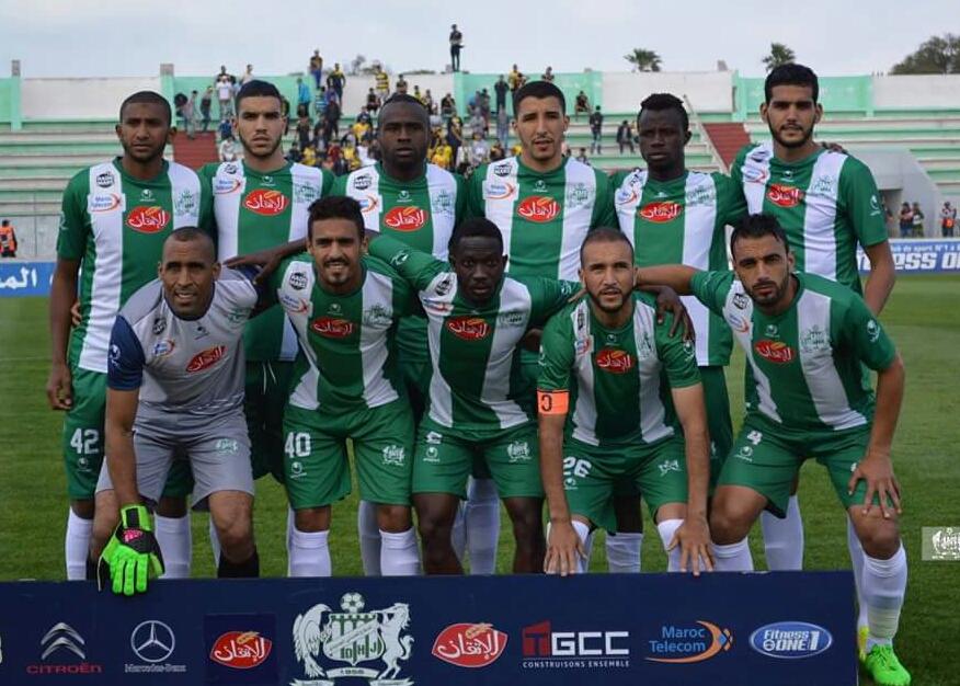 الدفاع الحسني الجديدي يحقق ثالث فوز له على التوالي بالبطولة (+ أهداف المباراة)