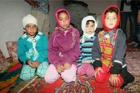 الوكيل العام ووكيل الملك بالجديدة في زيارة تفقدية لبنات سفاح سبت سايس بقرية الأطفال