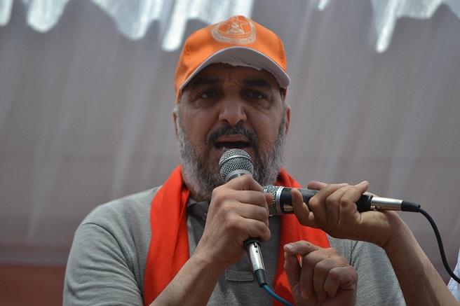 الجديدة: البرلماني أبوزيد الادريسي يهاجم 'حزب التحكم' الذي يشوه صورة المغرب للنيل من الحكومة