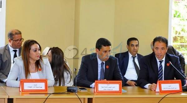 تنصيب الدكتور رشيد مولكي مديرا جهويا للصحة بجهة الدار البيضاء سطات
