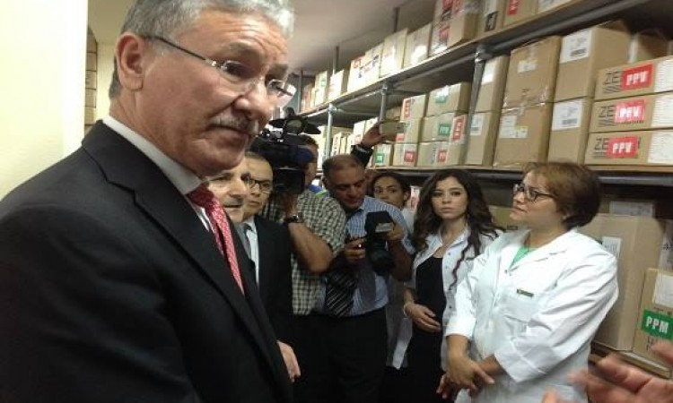 وزارة الصحة تنظم قافلة طبية لفائدة دوار لقدامرة الذي شهد فاجعة مقتل 10 أشخاص