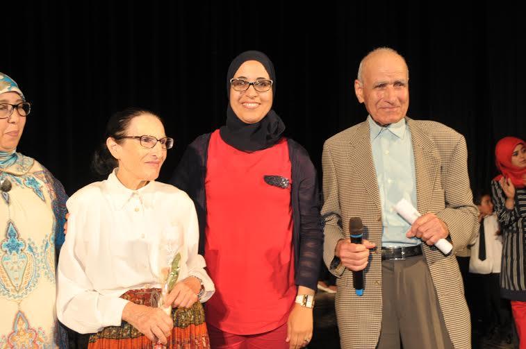 بالصور.. مؤسسة أم الربيع الخاصة بالجديدة تحتفل بعيد الأم بمسرح عفيفي