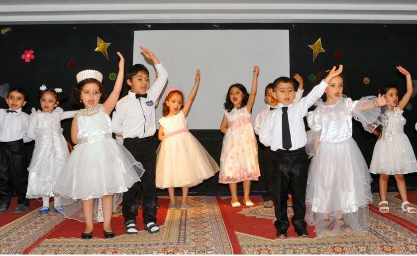 مؤسسة الرسالة بالجديدة تنظم حفل نهاية السنة لفائدة أطفال الروض