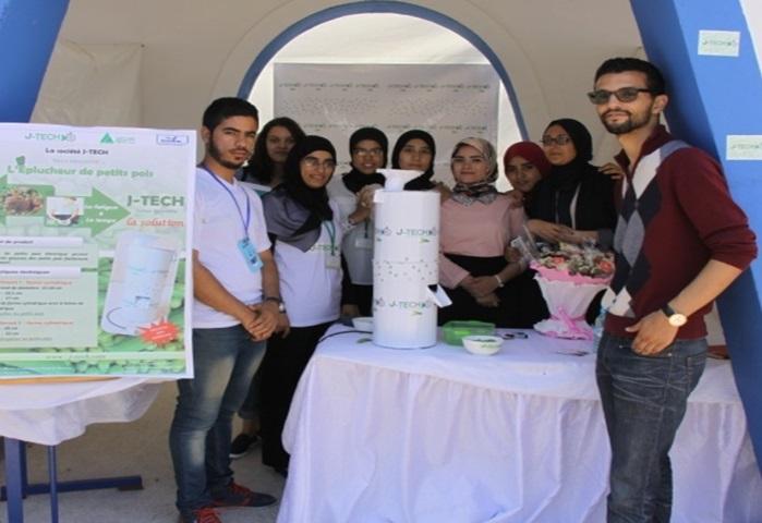 تنظيم الدورة الرابعة لانتقاء أحسن مقاولة طلابية بجامعة شعيب الدكالي
