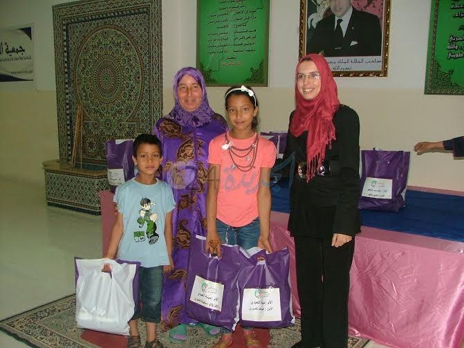 جمعية الفجر للثقافة والتنمية بالجديدة تنظم دورة تكوينية للأمهات وأنشطة ترفيهية للأطفال