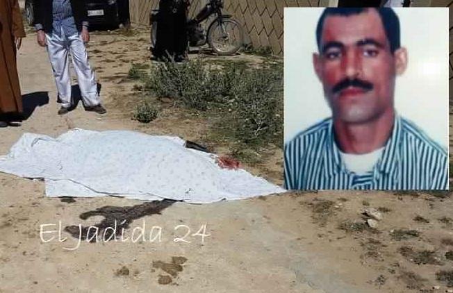 قاتل عشرة أفراد من أسرته بجماعة سبت سايس يمثل أمام جنايات الجديدة