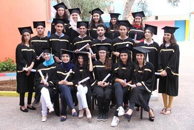 بالصور.. مجموعة مدارس الزيتونة بالجديدة تحتفي بتلاميذها المتفوقين