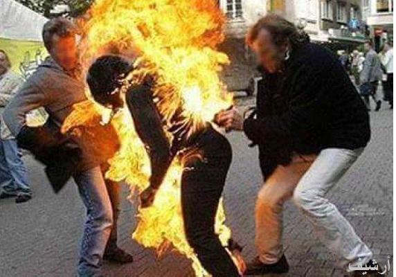 عاجل.. خلاف في بيت الزوجية يدفع امرأة إلى محاولة الانتحار حرقا بآزمور