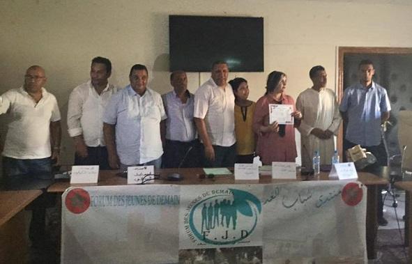 تنظيم ندوة حول الاعلام بجماعة مولاي عبد الله