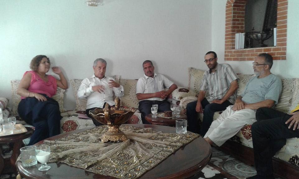 لقاء تواصلي تأطيري للمنتدى المغربي لحقوق الإنسان بإقليم الجديدة