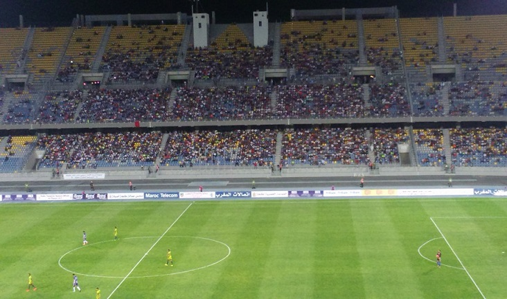 الدفاع الحسني الجديدي يتلقى هزيمة قاسية في أول ظهور رسمي في البطولة