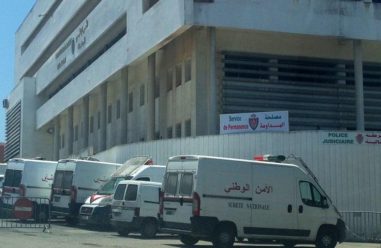 ''المسمار'' يغرق مدينة الجديدة ومنتجع سيدي بوزيد ب'القرقوبي'.. وشرطي يستعمل سلاحه الوظيفي