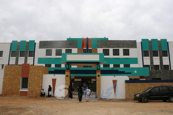 بالصور والفيديو.. افتتاح مؤسسة عمومية للتعليم الثانوي بحي النجد بالجديدة