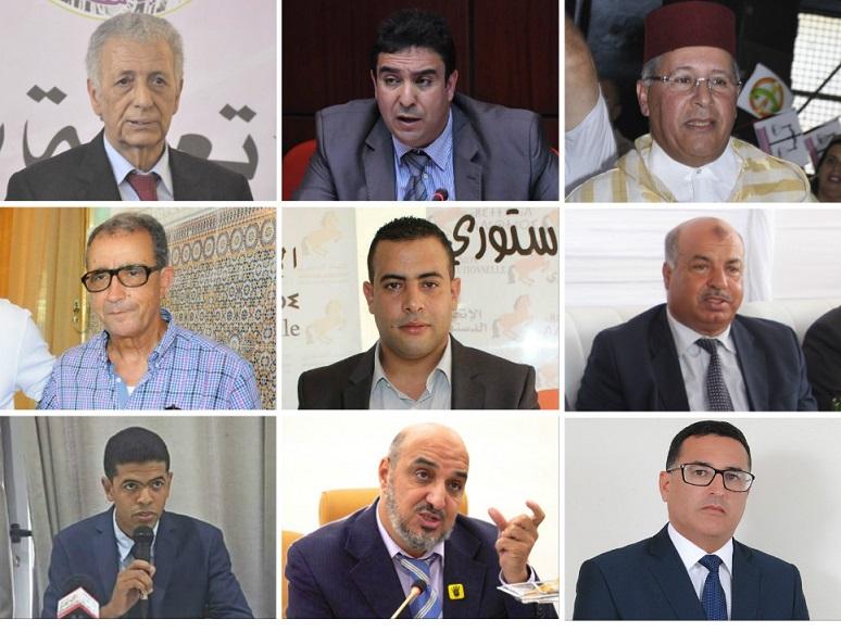عشرة مرشحين للانتخابات البرلمانية بالجديدة أودعوا ملفات ترشيحهم بمقر عمالة الاقليم