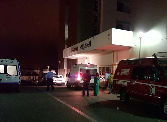 وفاة طفلة داخل مصحة خاصة بالجديدة بعد أن رفض المستشفى الاقليمي محمد الخامس استقبالها