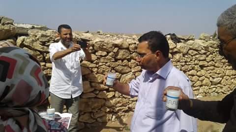 بعد فوزه بمقعد برلماني.. الخلفي يزور قرى سيدي بنور ليشاركهم الفرحة