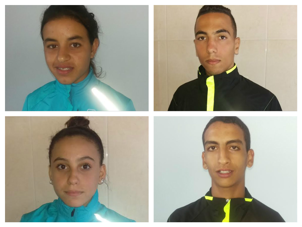 إلتحاق 4 عدائين من نادي أشبال النهضة أتلتيك الزمامرة لألعاب القوى بمراكز التكوين
