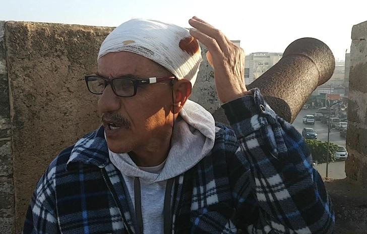 ضابط استخباراتي سابق ينجو من موت محقق جراء اعتداء إجرامي ب'جنوي' في الجديدة (+ فيديو)
