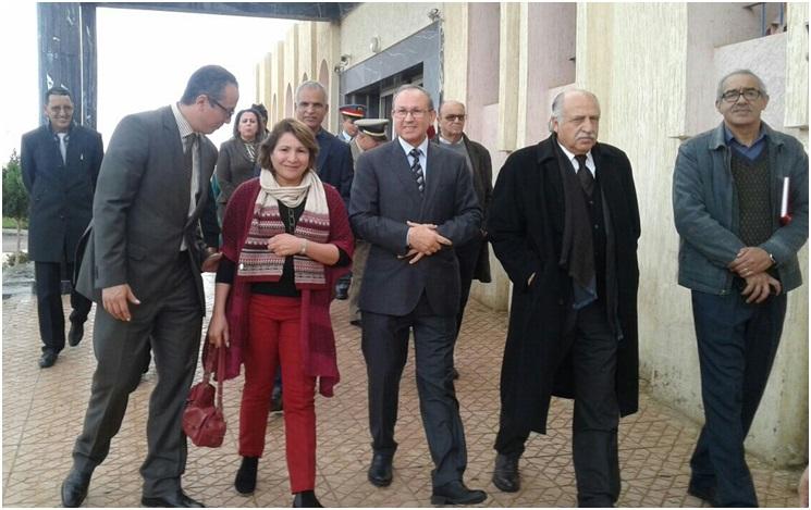 جمعية دكالة تنظم عملية 'إزالة الجلالة' بالمستشفى الإقليمي لسيدي بنور