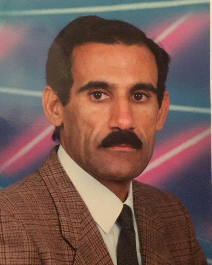 تعزية في وفاة شقيق رئيس دائرة الحوزية أحمد بنكروم