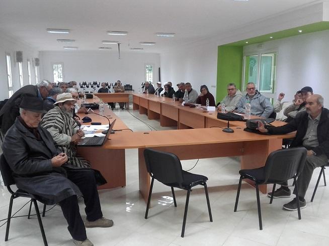 خلاصات لقاء الاتحاد المغربي للشغل والمدير الاقليمي لوزارة التربية الوطنية بالجديدة