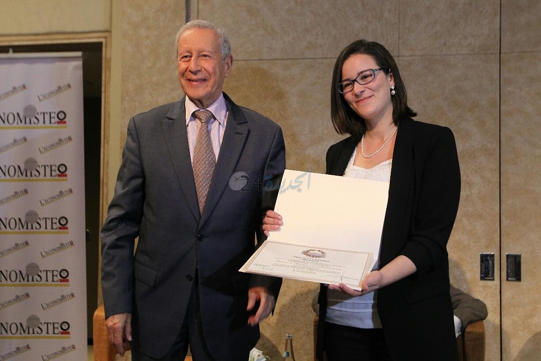 استاذة جامعية شابة من الجديدة تتوج بالجائزة الأولى لأفضل بحث وطني عن أطروحتها للدكتوراه في الاقتصاد
