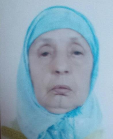 تعزية في وفاة الحاجة لالة أمينة سجري والدة  الاستاذ الحاج محمد جرنان