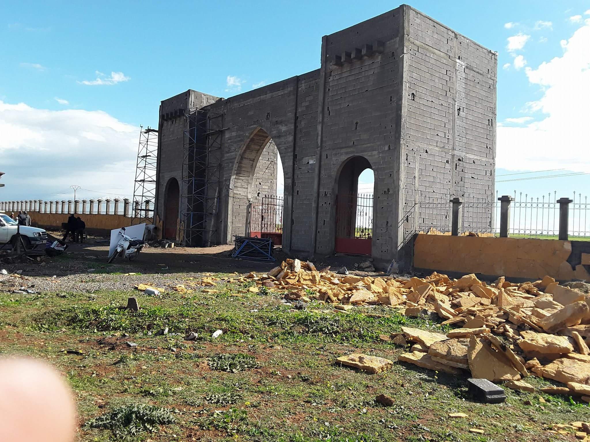 بداية دفن أموات الجديدة في المقبرة الإقليمية ''الريان'' بمولاي عبدالله مطلع مارس القادم