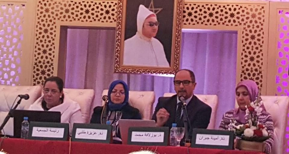 النساء القاضيات بالمغرب يناقشن بالجديدة موضوع ''ضمانات المحاكمة العادلة على ضوء دستور 2011'' + فيديو