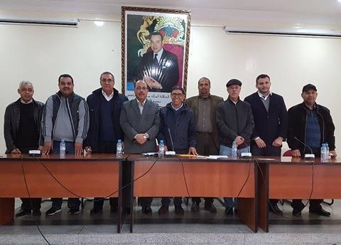 المنعشون العقاريون بالجديدة يؤسسون جمعية و ينتخبون عبد الجليل بوعافية رئيسا لها