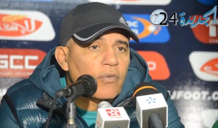 بالفيديو.. هذا ما قاله المدربان طالب وبنهاشم بعد نهاية مباراة الدفاع الجديدي وأولمبيك أسفي