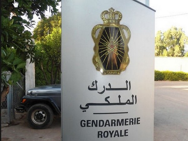المركز القضائي للدرك الملكي بالجديدة يطيح بداهية في التزوير والنصب 