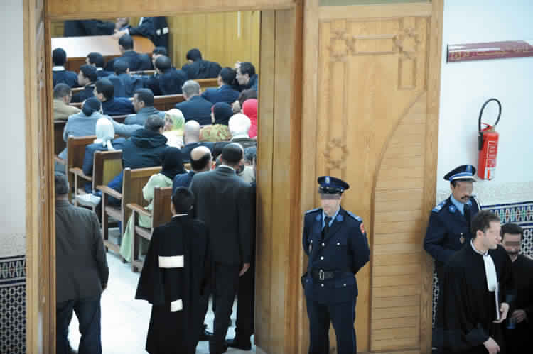 غرفة جرائم المال العام بالبيضاء تستمع الى 4متهمين في ملف رئيس بلدية الجديدة السابق ومن معه