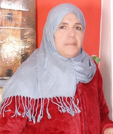 تعزية في وفاة  شقيقة المصور الصحفي عزيز المهدي بالجديدة