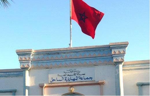 موظفو جماعة المهارزة الساحل يلغون وقفة احتجاجية بعد اجتماعهم مع الرئيس