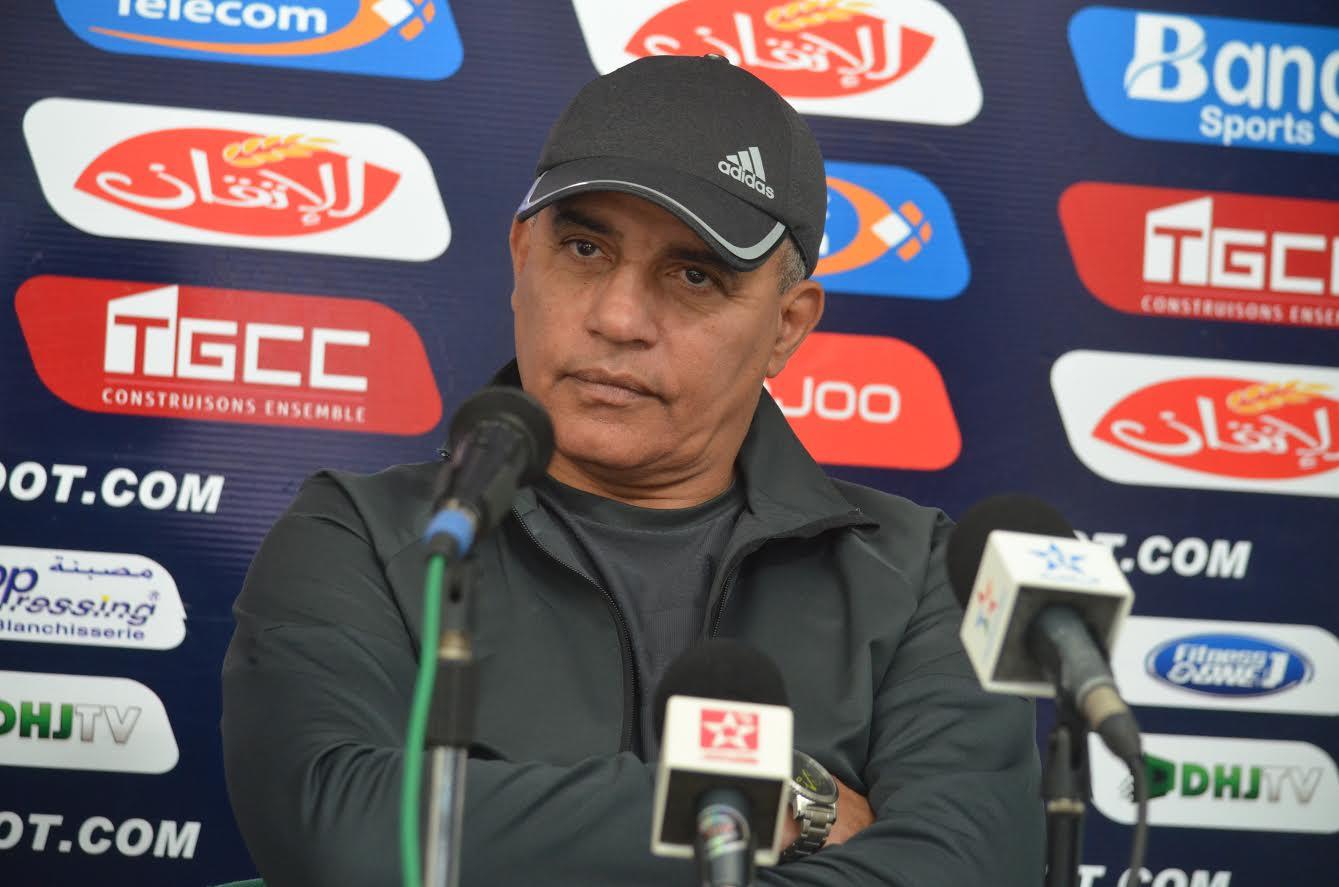 عبد الرحيم طاليب : لعبنا ب5 مهاجمين وكنا بحاجة للفوز لمواصلة المنافسة على اللقب