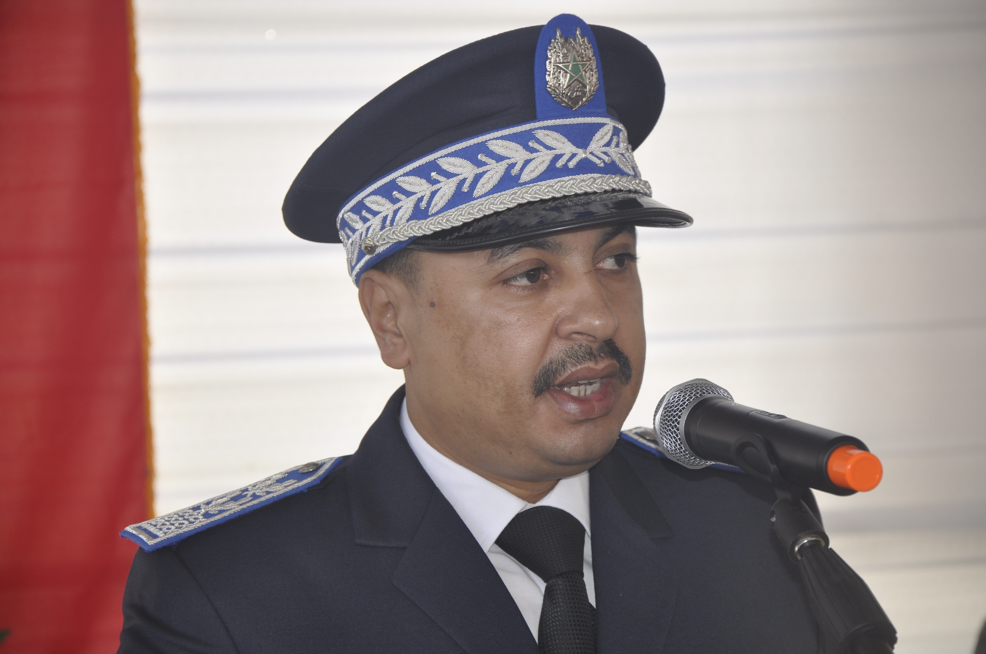 المسؤولون بأمن الجديدة يخالفون توجيهات الملك محمد السادس وحادثة سير تفضح حقيقتهم