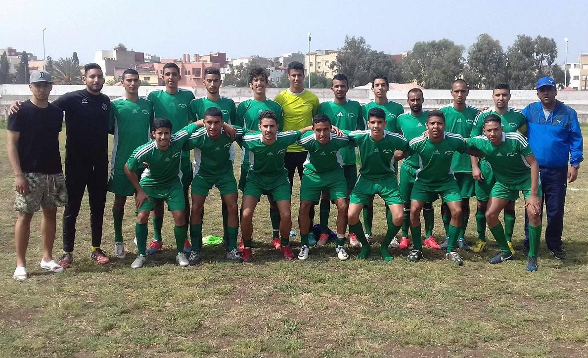 منتخب جامعة شعيب الدكالي يتأهل للمرة الثالثة على التوالي لنهائي البطولة الوطنية
