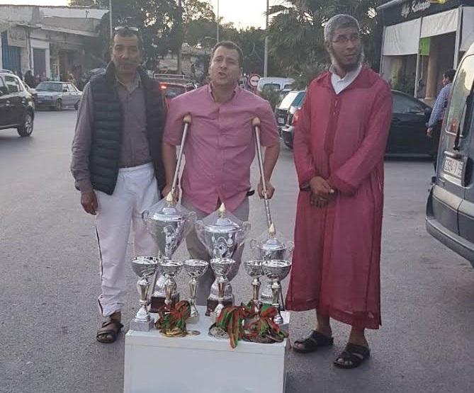 عمالة الجديدة تعيق تنظيم تظاهرة رياضية بمناسبة ميلاد ولي العهد مولاي الحسن