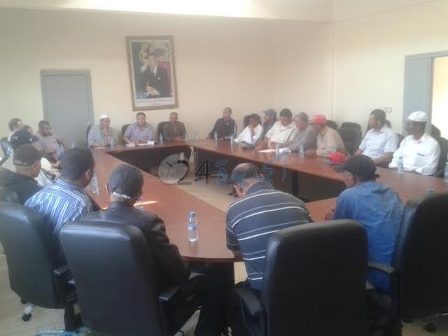 مجلس جماعة أولاد سبيطة يجتمع بالجمعيات لتشكيل هيئة المساواة وتكافؤ الفرص