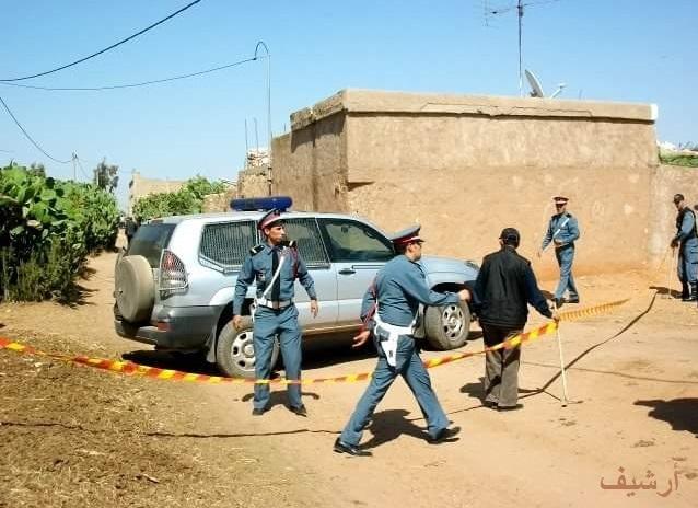 رجل يجهز على زوج شقيقته ''شاقور'' بتراب إقليم سيدي بنور