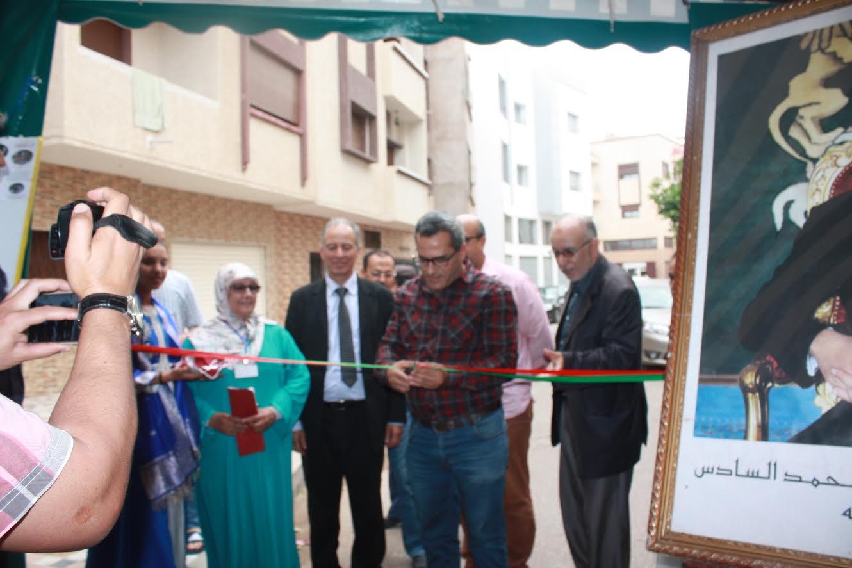 الجديدة: جمعية الخير للأرامل والأيتام تفتتح مقرها الجديد