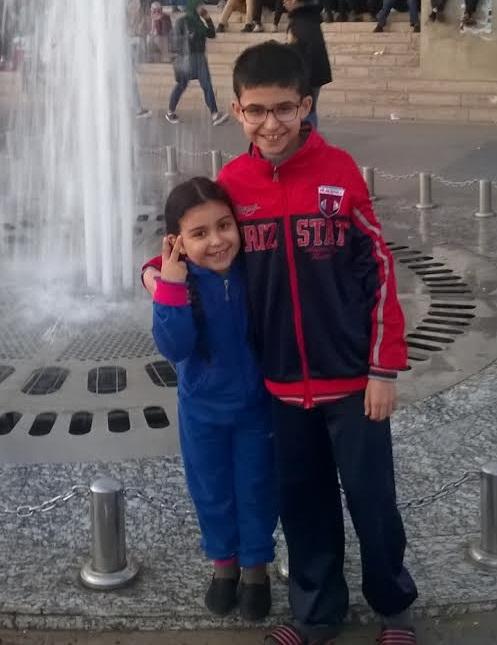 تهنئة بمناسبة ذكرى عيد ميلاد الطفل حسام سلمان