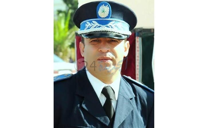تعيين رئيس دائرة أمنية بالجديدة رئيسا لمفوضية الشرطة بالزمامرة