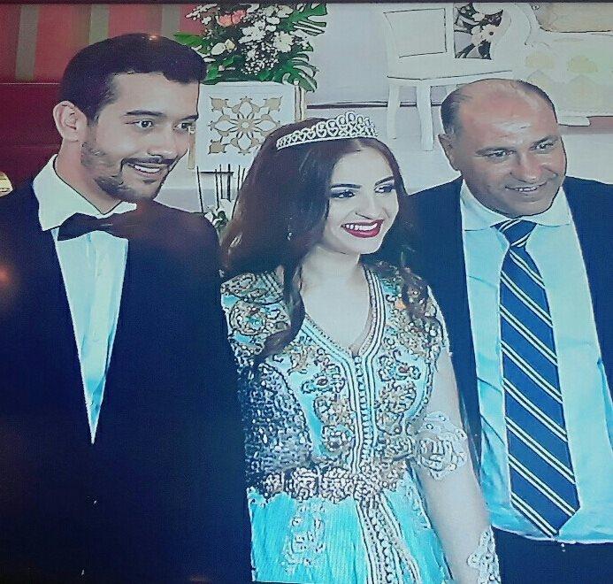 الجديدة: تهنئة بمناسبة زفاف نجلة السيد نور الدين قيسوب