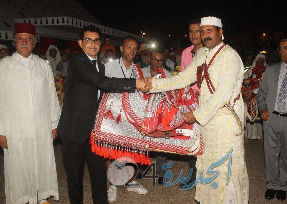 بالصور.. اسدال الستار على موسم مولاي عبد الله أمغار بتوزيع الجوائز على الفائزين