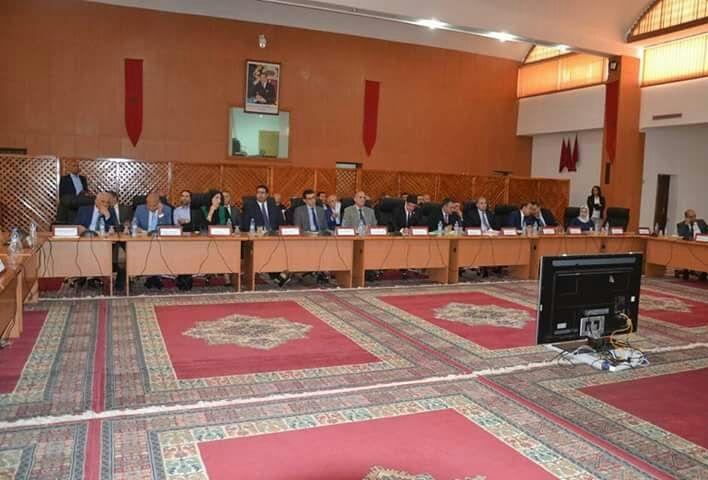 عمالة اقليم الجديدة تحتفي بالجالية المغربية المقيمة بالخارج في يومها الوطني
