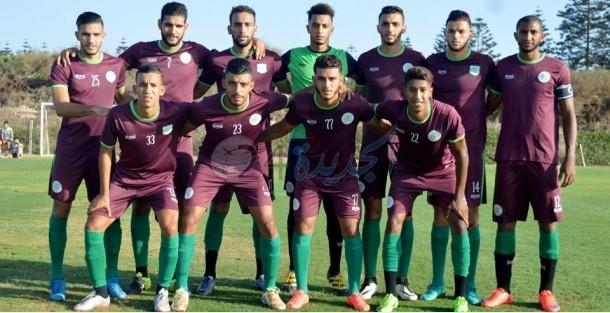 الدفاع الجديدي يفوز وديا على شبيبة الساورة الجزائري
